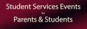 student services events