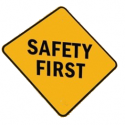 safety; first