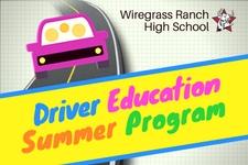 Driver Ed Summer Program