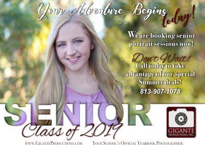 Senior Flyer Front
